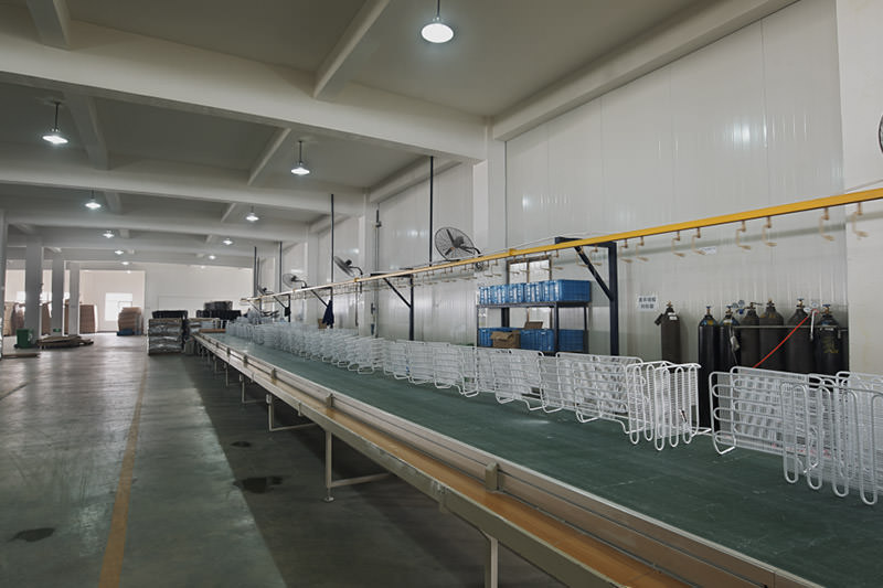 Bonding plate and pipe production line